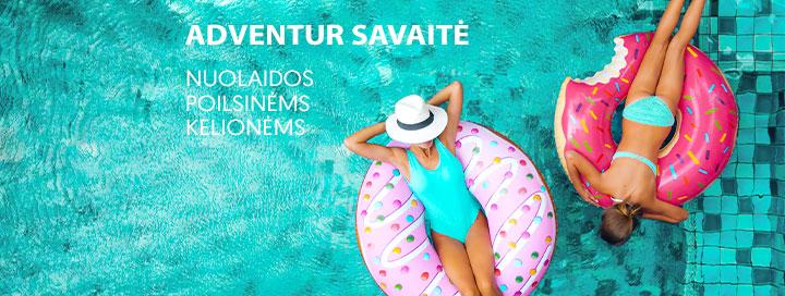 Geriausi ADVENTUR savaitės NOVATURO poilsinių kelionių pasiūlymai! Čiupk geriausią pasiūlymą jau dabar!