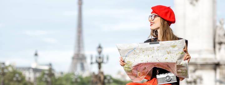 Paryžius: pirmas kartas. Romantika, nemokami turai ir lankytinos vietos Paryžiuje