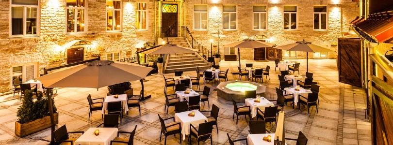 Išskirtinis poilsis DVIEMS Estijoje, Talino širdyje! Apgyvendinimas puikiame 4* THE VON STACKELBERG HOTEL TALLINN viešbutyje su pusryčiais