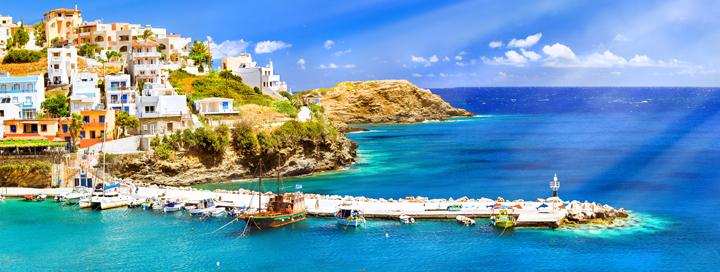 Jaukios atostogos kerinčio kraštovaizdžio ir Antikinės kultūros saloje – Kretoje. 7 nakvynės 4* viešbutyje.