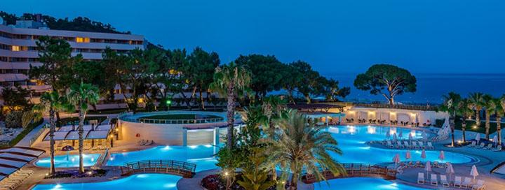 Prabangus poilsis! Praleisk 6 n. puikiame 5* viešbutyje RIXOS PREMIUM TEKIROVA, Kemere, Turkijoje!