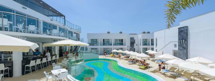 Išskirtinės atostogos Agia Napoje, KIPRE! Savaitė stilingame 4* viešbutyje TASIA MARIS OASIS.