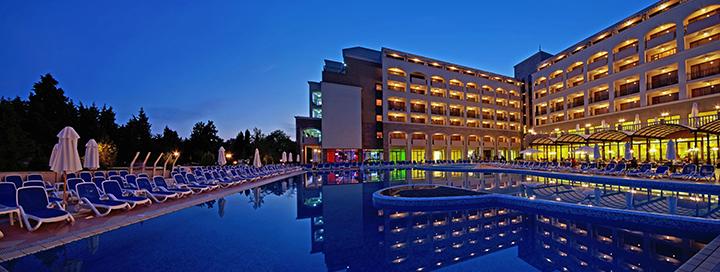 Šeimų pamėgta BULGARIJA! Savaitės atostogos puikiame 4* viešbutyje SOL NESSEBAR.