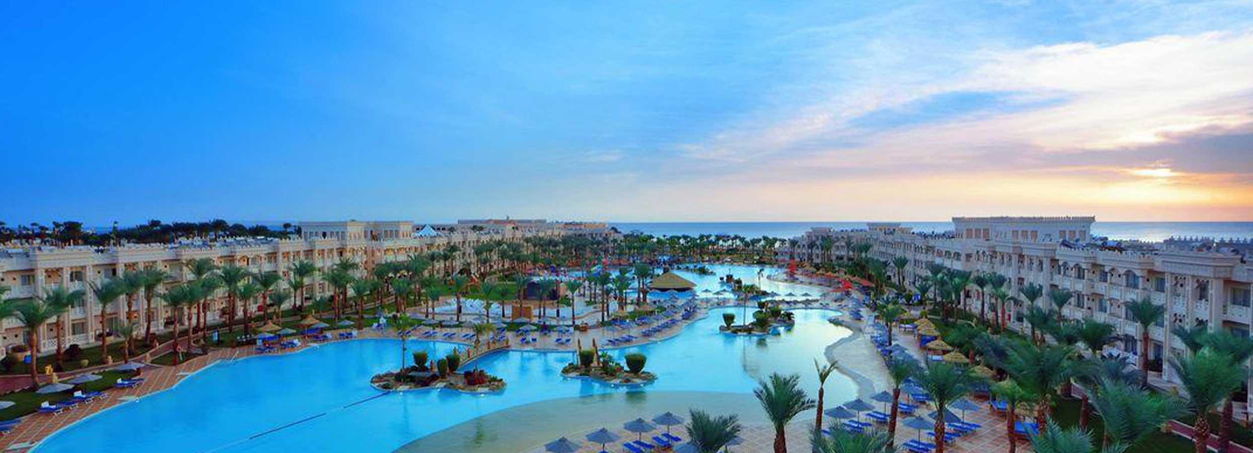 Aukštos klasės poilsis EGIPTE ant jūros kranto! Savaitė labai gerame 5* viešbutyje.