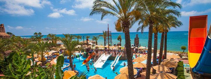 Atostogos dideliame ir šiuolaikiškame 5* viešbutyje LONG BEACH RESORT HOTEL, Alanijos kurorte, Turkijoje.