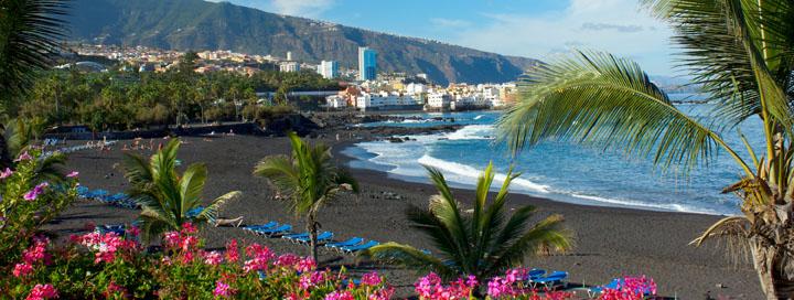 Egzotiškas poilsis Kanarų saloje – TENERIFĖJE! Įsimintina savaitė gerame 3* viešbutyje.