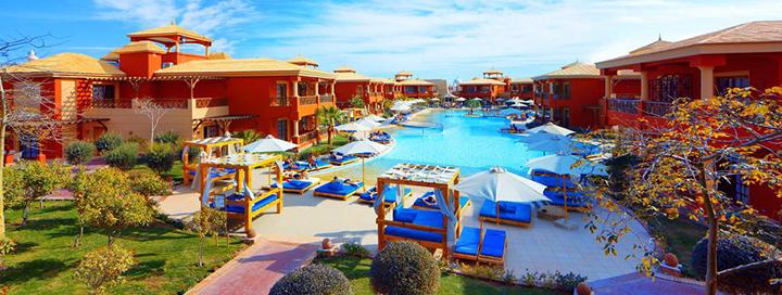 """Per atostogas šildykitės EGIPTE, Hurgadoje! Savaitė labai gerame 4* viešbutyje su daug pramogų ir """"viskas įskaičiuota""""."""