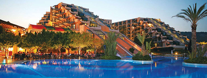 Atsipalaiduokite nuo visų rūpesčių: atostogos TURKIJOJE! Savaitė su šeima kokybiškame 5* viešbutyje LIMAK LIMRA HOTEL & RESORT.