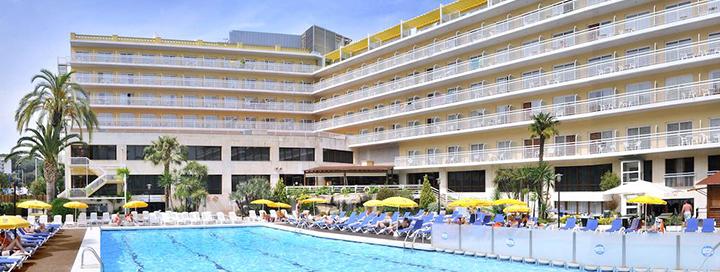 Dėmesio, paplūdimio mėgėjai! Savaitė ISPANIJOJE su šeima gerame 4* viešbutyje GHT OASIS PARK & SPA.