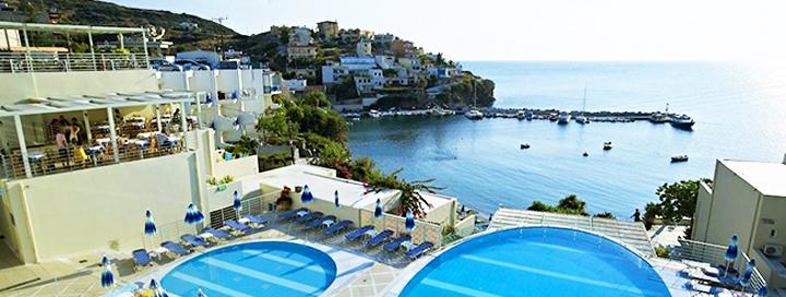 Atsipalaiduokite KRETOJE ant jūros kranto! Savaitė kokybiškame 3* viešbutyje BALI BEACH & VILLAGE.