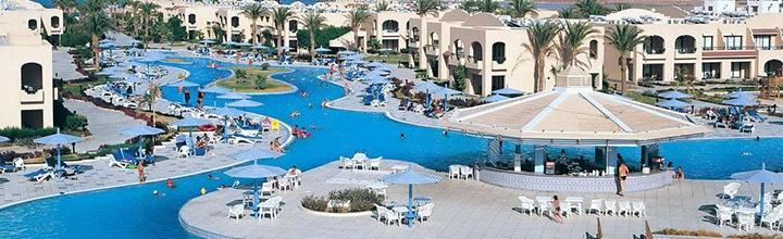 """Pramogų kupinos atostogos ant jūros kranto Hurgadoje, EGIPTE! Savaitės poilsis populiariame 4* viešbutyje su """"viskas įskaičiuota"""" - tik nuo 496 EUR! Išvykimas: 2017 m. rugpjūčio 29 d."""