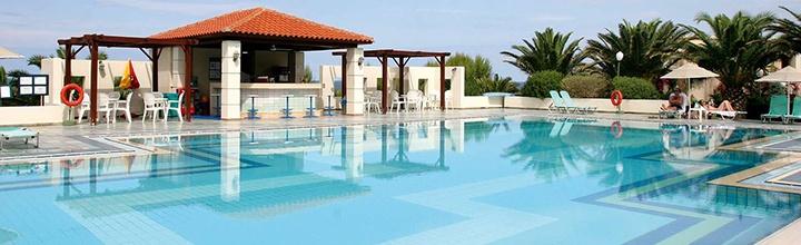 Svajonių atostogos erdvioje jūros pakrantėje žavingoje KRETOS saloje! Savaitės poilsis labai gerame 4* viešbutyje su pusryčiais ir vakarienėmis - tik nuo 446 EUR! Kelionės data: 2017 m. spalio 22 d.