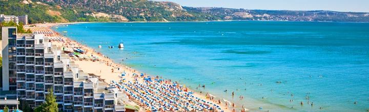 Modernus poilsis Bulgarijoje netoli paplūdimio! Savaitė kokybiškame 4* viešbutyje su pusryčiais ir vakarienėmis - tik nuo 367 EUR! Kelionės data: 2017 m. rugpjūčio 28 d.