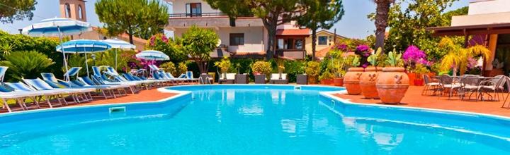 Geras kainos ir kokybės santykis - atostogos žavingame ITALIJOS Kampanijos regione! Savaitė elegantiškame 3* viešbutyje su pusryčiais ir vakariene - tik nuo 461 EUR! Kelionės data: 2017 m. rugsėjo 18 d.