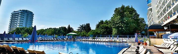 """Smagios atostogos Auksinių kopų regione, BULGARIJOJE! Savaitė jaukiame 4* viešbutyje su """"viskas įskaičiuota"""" - tik nuo 410 EUR! Kelionės data: 2017 m. rugpjūčio 28 d."""