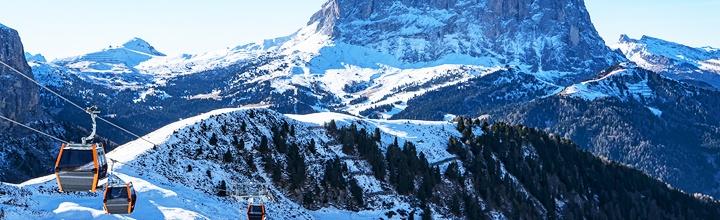 Žiemą sušilkite slidinėdami ITALIJOS Dolomitų kalnuose! Savaitės atostogos žaviame 3* viešbutyje netoli trasų su pusryčiais - tik nuo 399 EUR! Kelionės data: 2017 m. kovo 10 d.