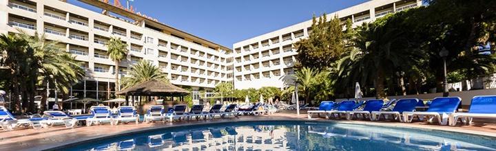 Aktyvaus poilsio mėgėjams siūlome atostogas Kosta Dorados regione, ISPANIJOJE! Savaitė populiariame 4* viešbutyje su pusryčiais ir vakarienėmis - tik nuo 364 EUR! Kelionės data: 2017 m. spalio 14 d.