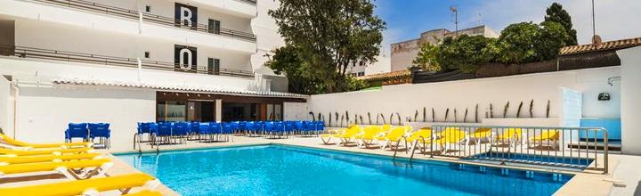 Įsitraukite į MALJORKOS pramogų sūkurį: atostogaukite  puikioje vietoje ant jūros kranto! Savaitė gerame 3* viešbutyje su pusryčiais ir vakariene - tik nuo 444 EUR! Kelionės data: 2017 m. spalio 7 d.