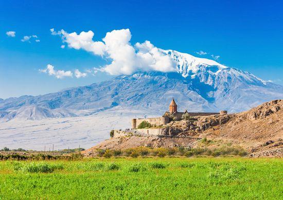 Pažintis su Armėnija