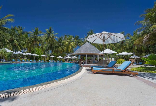 BANDOS ISLAND RESORT & SPA 4*
