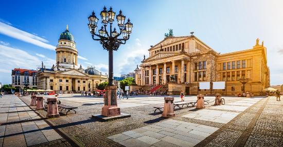 Savaitgalio pramogos ir apsipirkimas Vokietijos sostinėje Berlyne