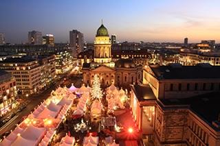 Kalėdinės mugės Berlyne