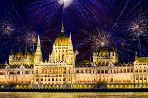 Naujųjų metų sutikimas Budapešte