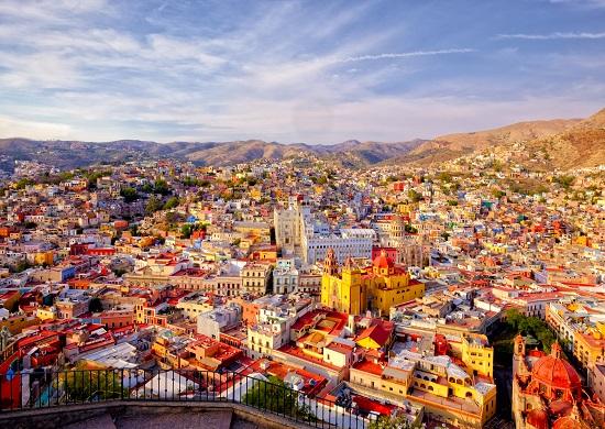 Kelionės Naujametinė Didingoji Meksika (Gran Mexico) aprašymas