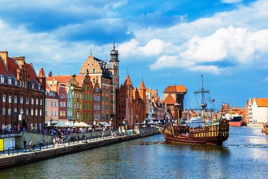 Poilsis prie Baltijos jūros Gdanske..astronomo M.Koperniko keliais