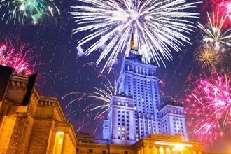 Naujieji metai Varšuvoje su poilsiu prabangiame viešbutyje Hilton Warsaw Hotel 4*