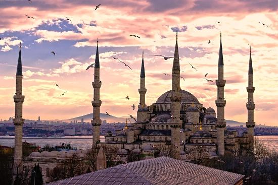 Savaitgalis užburiančiame Stambule (su vadovu iš Lietuvos)