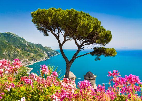 Italija ir Kaprio sala