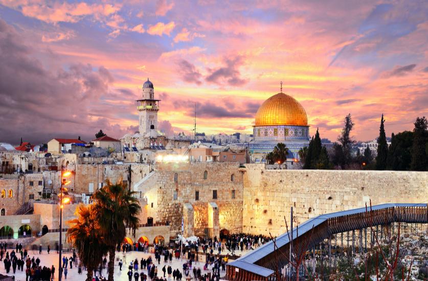 Izraelis ... Šventoji žemė (su vadovu iš Lietuvos)