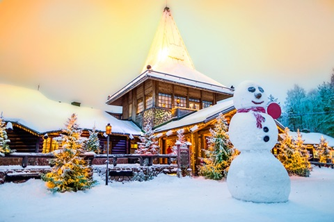 Į Laplandiją pas Kalėdų senelį 6d.