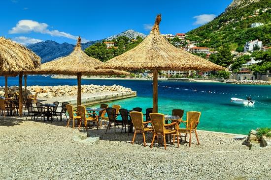 Pietų Kroatijos žavesys ...Dalmatija ir poilsis Makarskos pakrantėje