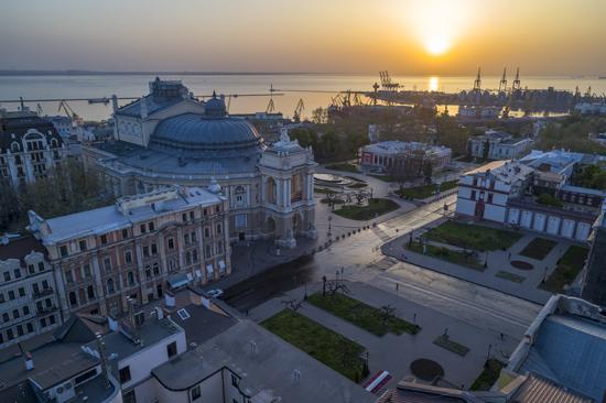 Savaitgalis Odesoje - Juodosios jūros perle