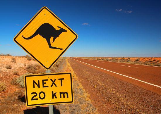 Australija: Bumerangas