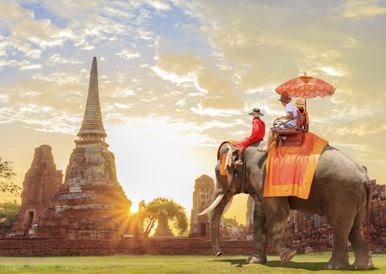 Egzotiškasis Tailandas su poilsiu Pukete, Krabi, Koh Samui arba Patajoje (anglų kalba)