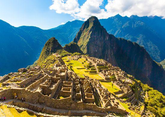 Peru - didžiosios imperijos palikimas