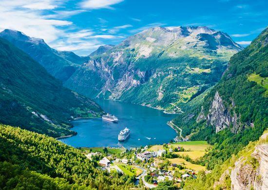 Norvegija ...tikriausiai gražiausia šalis pasaulyje (su vadovu iš Lietuvos)
