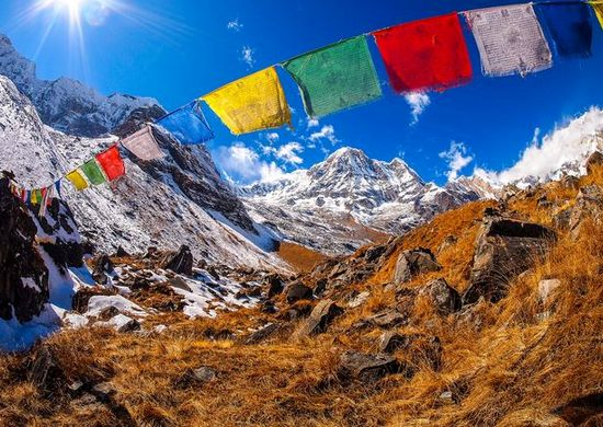Kelionė-žygis į Nepalą: kelias į Anapurną (su rusakalbe grupe ir vadove iš Lietuvos)