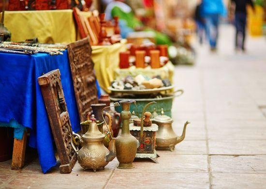Andalūzija ir Maroko imperatoriškieji miestai