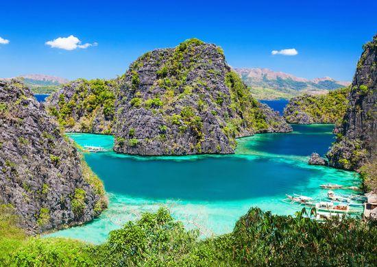 Filipinai: gražiausi paplūdimiai ir salos (su vadovu iš Lietuvos)