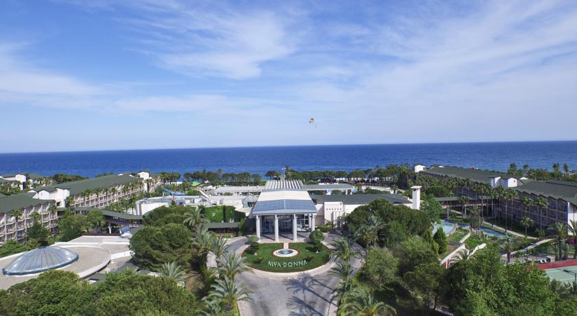 Viešbučio ALVA DONNA WORLD PALACE 5* nuotrauka