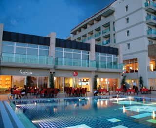 Viešbučio ASKA LARA RESORT & SPA HOTEL 5* nuotrauka