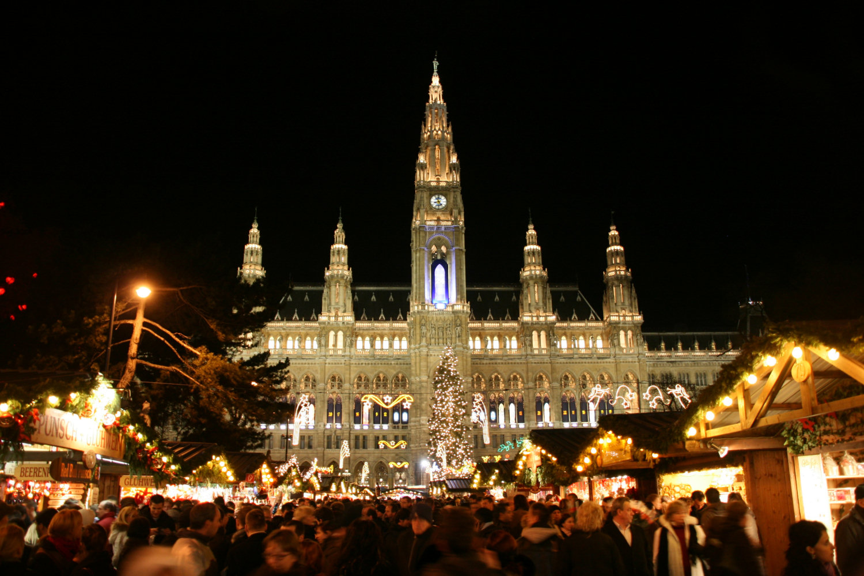 Kalėdinė pasaka Viena - Zalcburgas 4d.