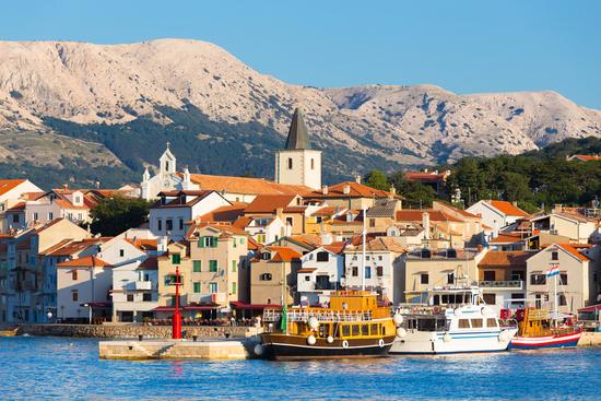 Šiaurės Kroatija. Poilsis prie Adrijos jūros 8d.