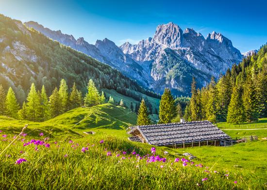 Trumpa pažintis su Austrijos Alpėmis 5d.