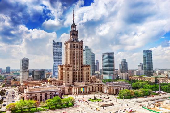 Varšuva - Koperniko mokslo centras 2d.