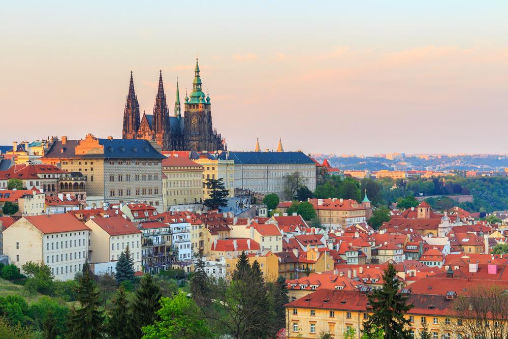Praha- Karlovy Varai